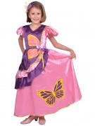Déguisement princesse papillon fille