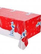Nappe en plastique Olaf Christmas™ 120 x 180 cm