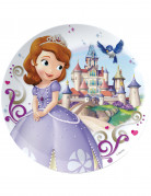 Assiette mélamine Princesse Sofia™ 20 cm