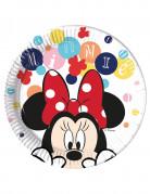 Vous aimerez aussi : 8 Assiettes en carton Minnie™ 23 cm
