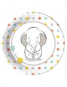 Vous aimerez aussi : 8 Assiettes en carton Baby Shower Disney baby™ 23 cm