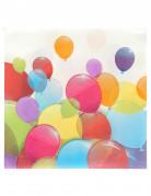 Vous aimerez aussi : 20 Serviettes ballons volants