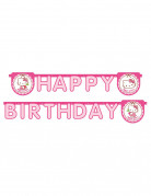 1 Guirlande Happy Birthday Hello Kitty™ 2 m