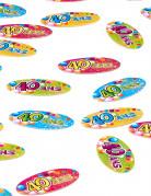 Vous aimerez aussi : 80 Confettis de table papier 40 ans Fiesta 4 x 2 cm