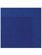Vous aimerez aussi : 50 Serviettes bleu marine 38 x 38 cm
