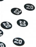 Vous aimerez aussi : 150 confettis de table VIP 20 ans