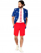 Costume d'été Mr. USA homme Opposuits™