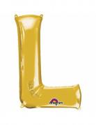 Vous aimerez aussi : Ballon aluminium Lettre L doré 33 cm
