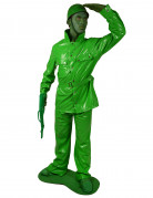 Déguisement petit soldat vert adulte Morphsuits™