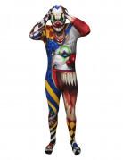 Déguisement clown effrayant Morphsuits™ adulte