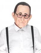 Masque humoristique en latex François adulte