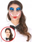Vous aimerez aussi : Masque transparent maquillage femme