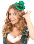Vous aimerez aussi : Mini chapeau à boucle et sequins Saint Patrick adulte
