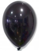 50 Ballons noirs 30 cm