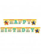 Guirlande Happy Birthday Dory ™ 200 x 16 cm