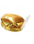 Vous aimerez aussi : Coiffe turban doré sultan adulte