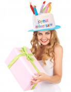 Vous aimerez aussi : Chapeau joyeux anniversaire adulte
