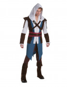 Déguisement classique Edward - Assassin's creed™Adulte