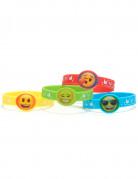 Vous aimerez aussi : 4 Bracelets en caoutchouc Emoji™
