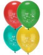 Vous aimerez aussi : 8 Ballons latex imprimés Emoji ™