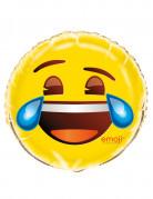 Ballon aluminium Rire aux larmes Emoji ™