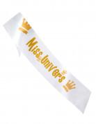 Vous aimerez aussi : Echarpe Miss univers 80 x 14 cm