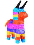 Piñata petit cheval multicolore 55 x 35 cm