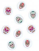 Confettis de table papier Dia de los muertos 9 g