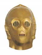 Masque souple C3PO™ Star Wars™ adulte