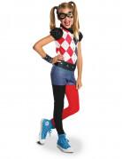 Déguisement classique fille - Super Hero Girls Harley Quinn™