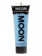 Gel visage et corps bleu pastel UV 12 ml Moonglow ©