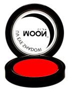 Fard à paupières rouge fluo UV 3,5 g Moonglow ©