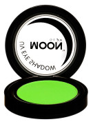 Fard à paupières vert fluo UV 3,5 g Moonglow ©