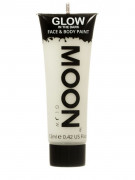 Gel visage et corps blanc phosphorescent 12 ml Moonglow ©