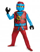Vous aimerez aussi : Déguisement deluxe Nya Ninjago®- LEGO® enfant