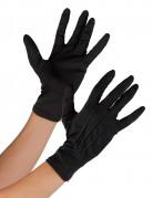 Gants souples noirs adulte