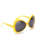 Vous aimerez aussi : Lunettes disco adulte jaune