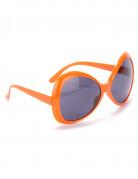 Vous aimerez aussi : Lunettes disco adulte orange