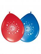 Vous aimerez aussi : 8 Ballons en latex USA