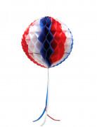 Vous aimerez aussi : Suspension boule alvéolée tricolore 27 cm
