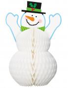 Vous aimerez aussi : Décoration Bonhomme de neige 30 cm
