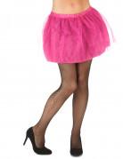 Tutu rose avec jupon opaque femme