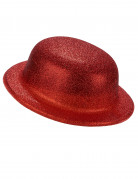 Vous aimerez aussi : Chapeau melon plastique pailleté rouge adulte
