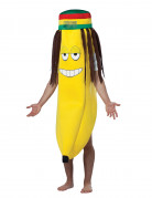 Déguisement banane Rasta adulte