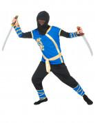 Vous aimerez aussi : Déguisement ninja bleu et or garçon