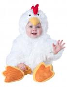 Vous aimerez aussi : Déguisement petit poulet pour bébé - Luxe