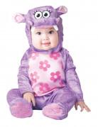 Déguisement hippopotame violet pour bébé - Classique