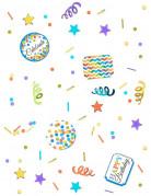 Vous aimerez aussi : Confettis Happy Birthday 34 grammes
