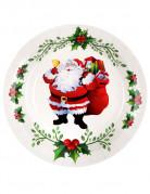 Vous aimerez aussi : 10 Assiettes en carton Joyeux Noël 22.5 cm
