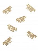 Vous aimerez aussi : 6 Confettis Joyeuses fêtes or